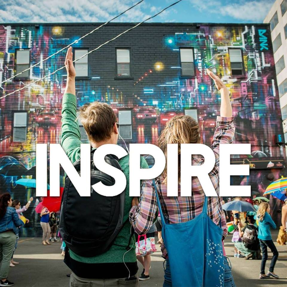 inspire festival contact us