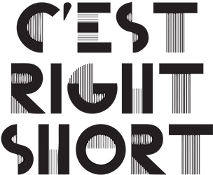 LOGO_Cest Right Short
