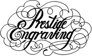 Prestige engraving