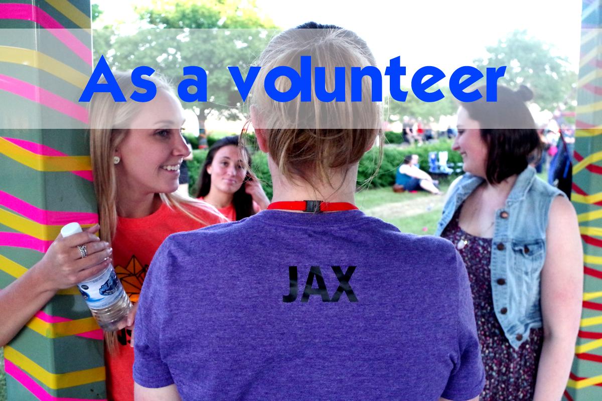 as-a-volunteer