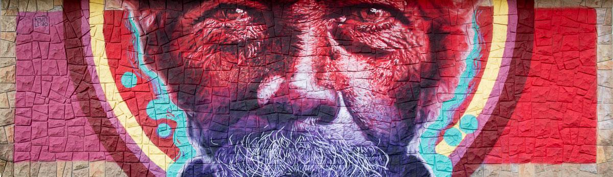 Festival Inspire's murals