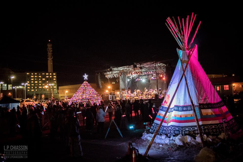Festival Inspire Moncton Canada 150