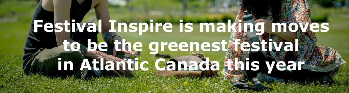Festival Inspire goes green