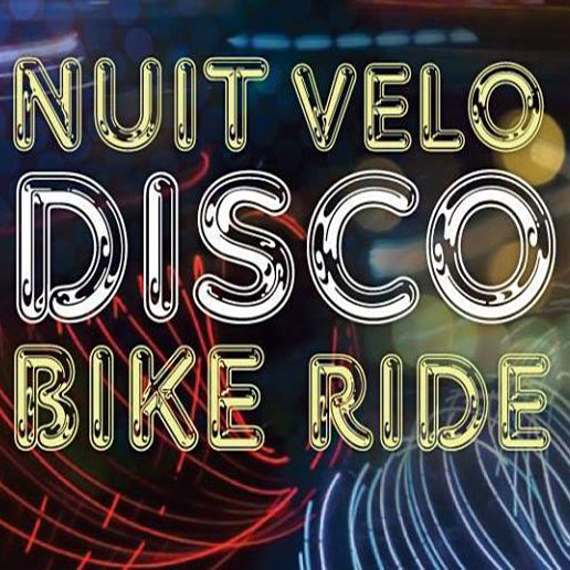 Disco Bike Ride FEstival inspire