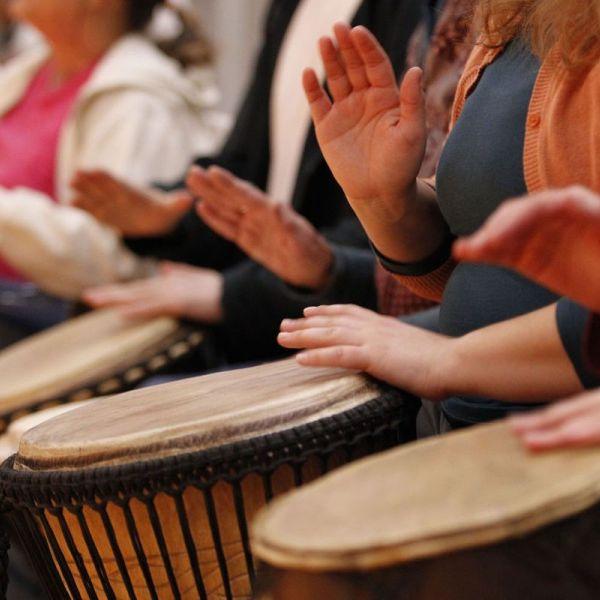 Drum circle festival inspire moncton