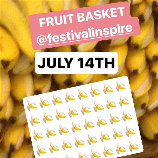 fruit basket festival inspire moncton