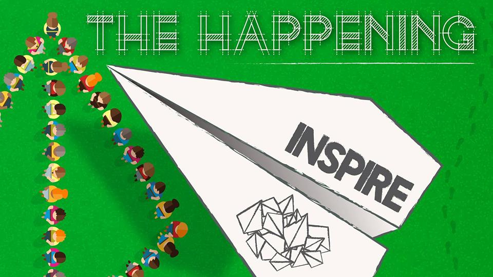 the happening festival inspire