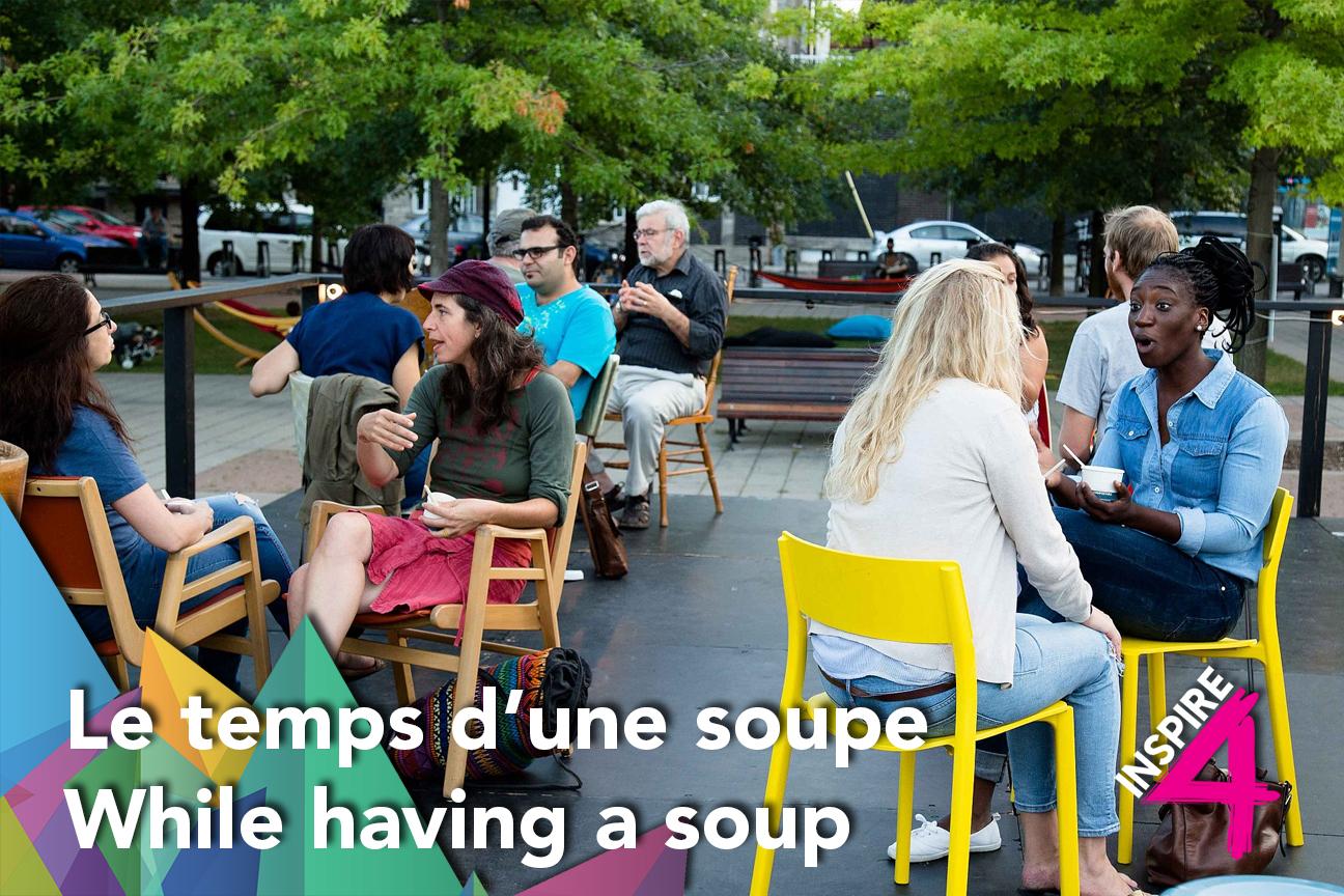 Le temps d'une soupe